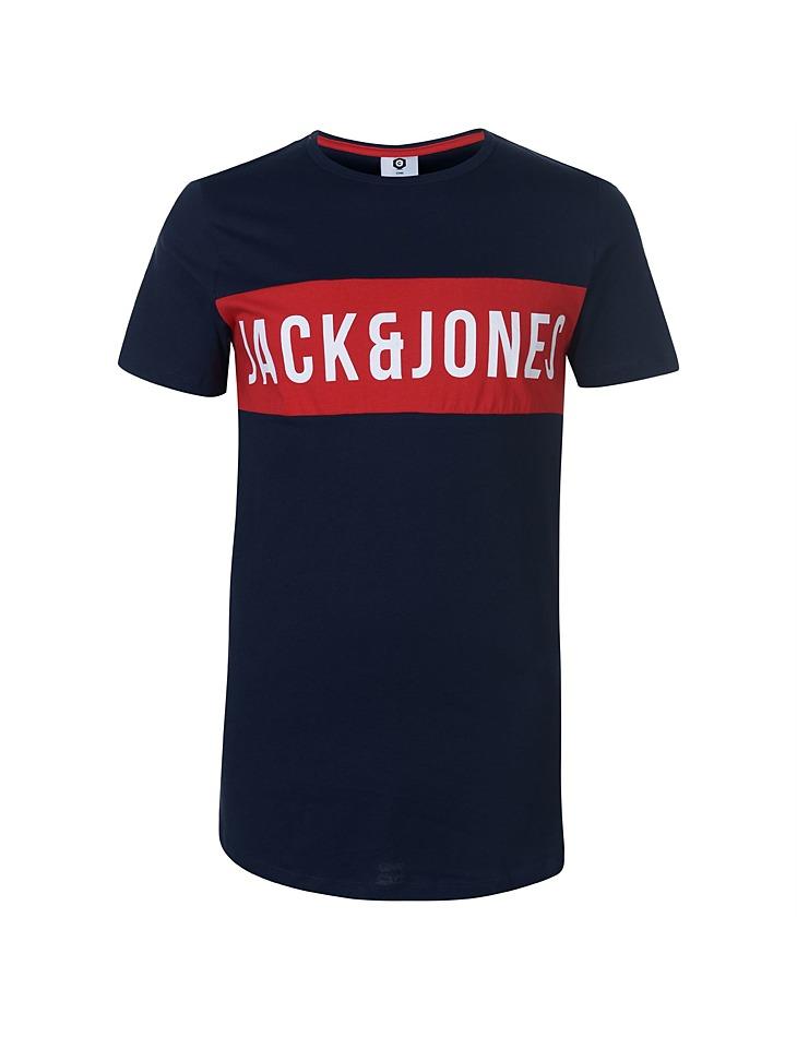 a42d41c1d Pánske módne tričko Jack And Jones   Outlet Expert