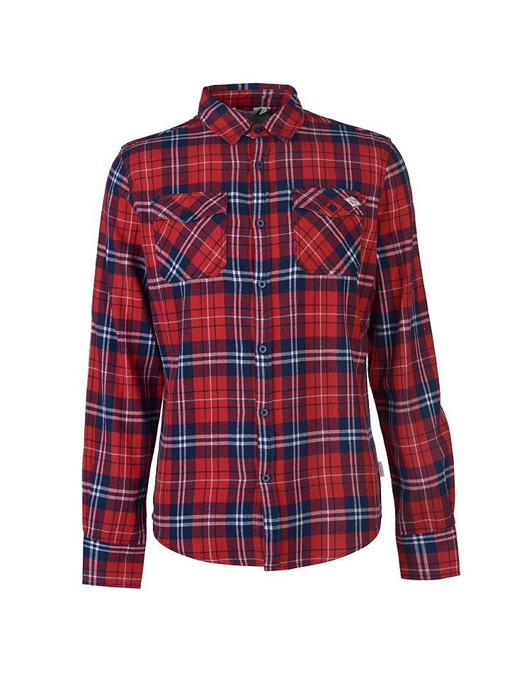 16a0c281e Pánska flanelová košeĺa Lee Cooper | Outlet Expert