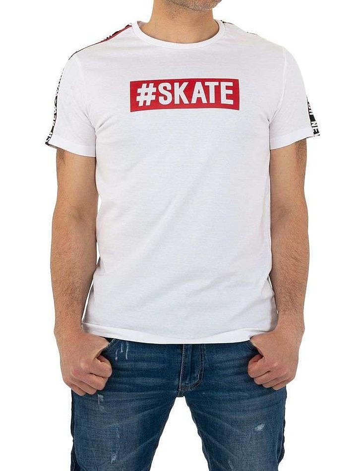 Pánske bavlnené tričko vel. 60/62/XXL