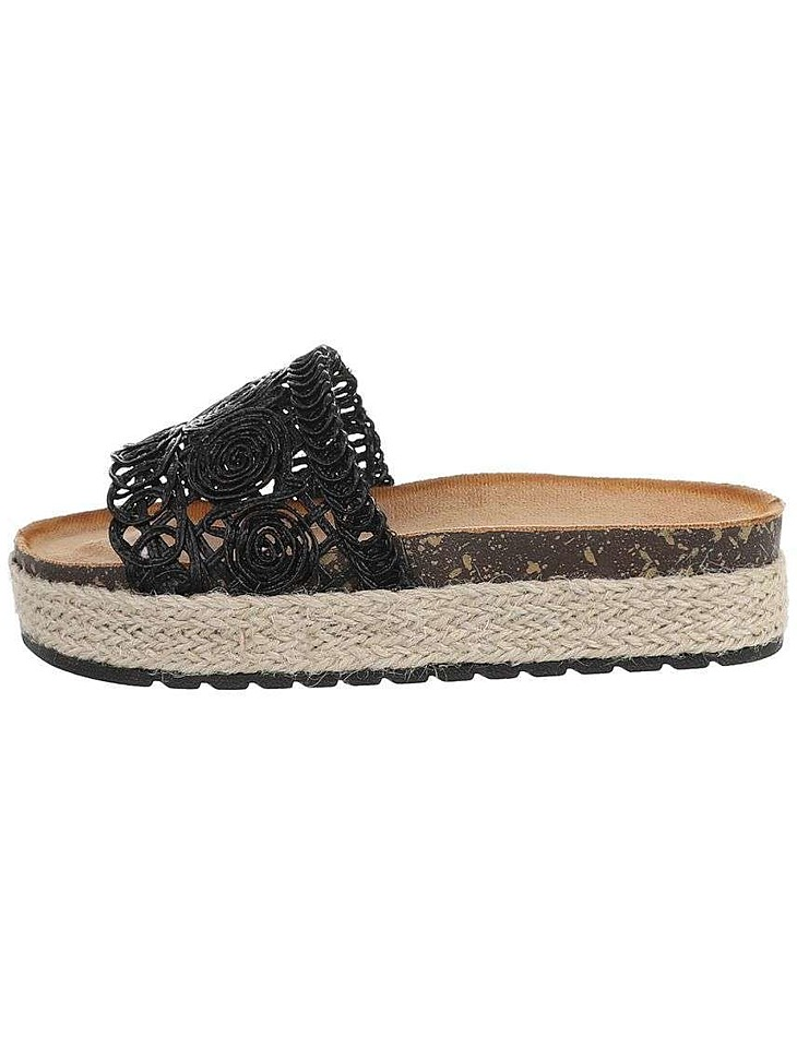 Dámske módne sandále vel. 41