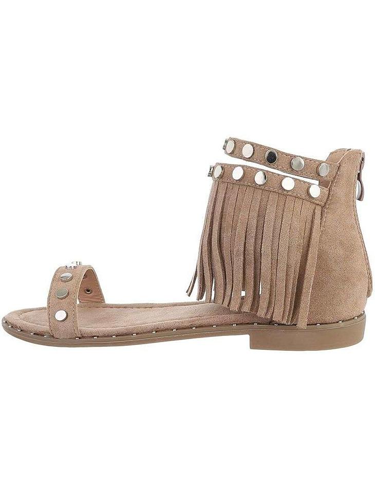 Dámske štýlové sandále vel. 41
