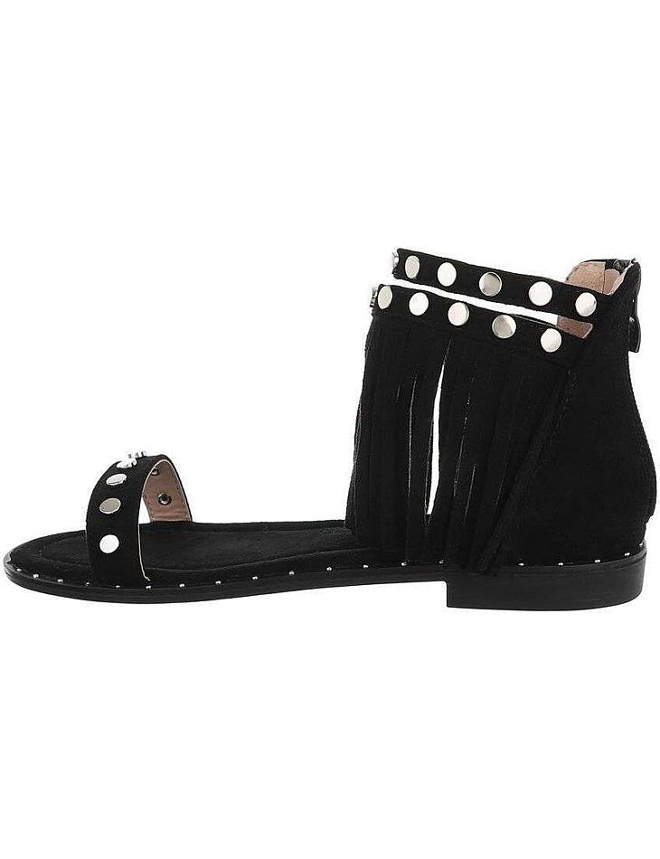 Dámske štýlové sandále vel. 37