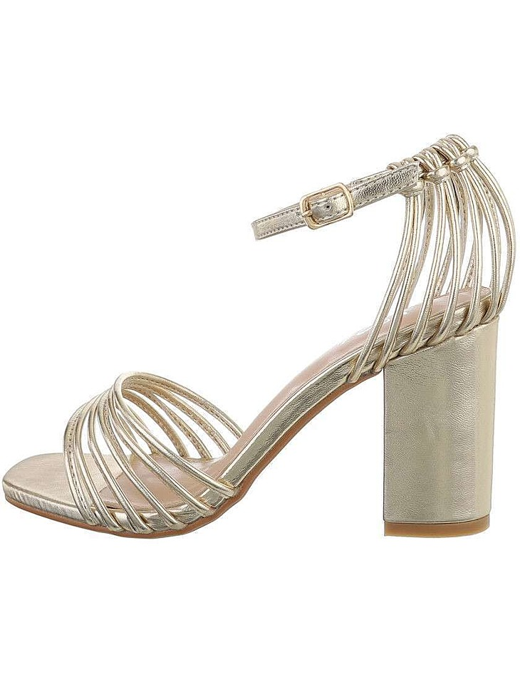 Dámske sandále na podpätku vel. 36