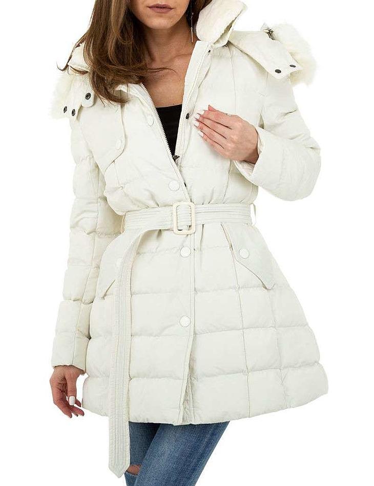Dámsky elegantný kabát Nature vel. L/40