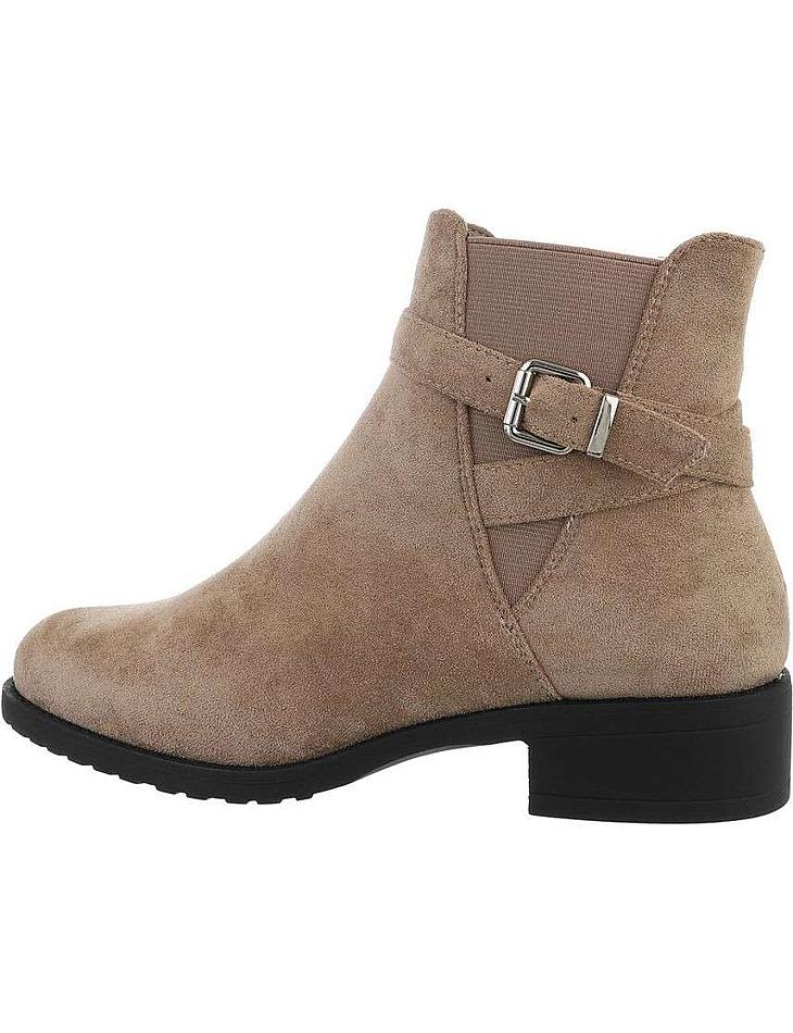 Dámske klasické členkové topánky vel. 38