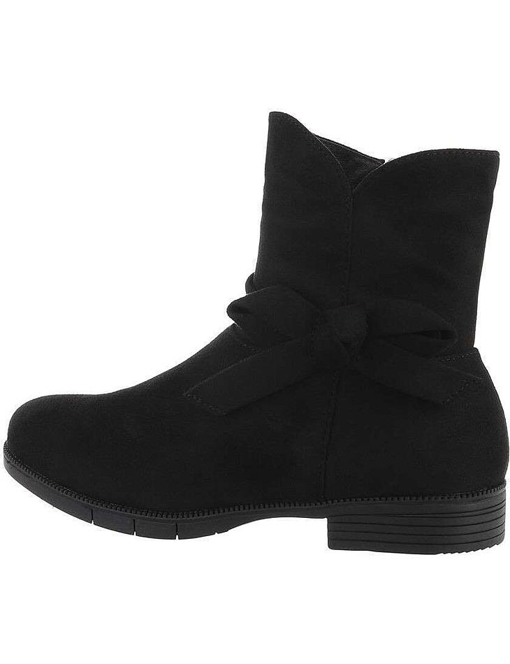 Dievčenské elegantné členkové topánky vel. 28