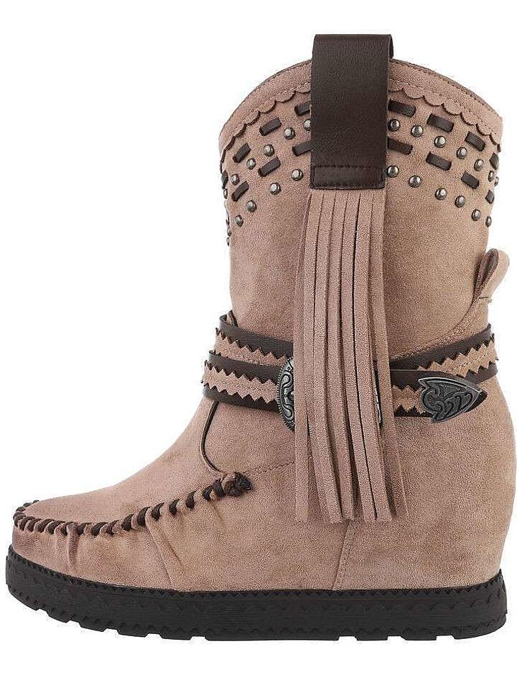 Dámske westernové topánky vel. 41