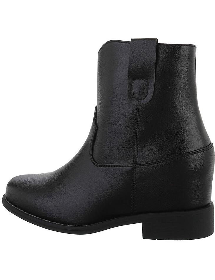 Dámske klinové členkové topánky vel. 41