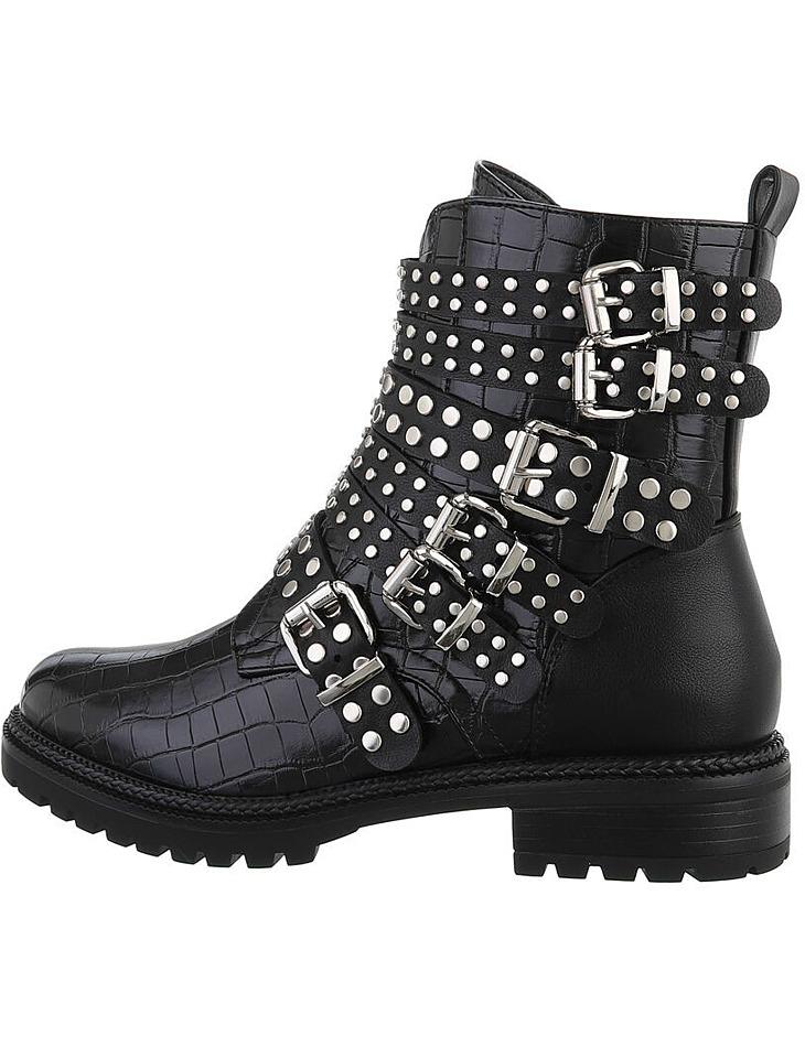 Dámske členkové topánky vel. 37