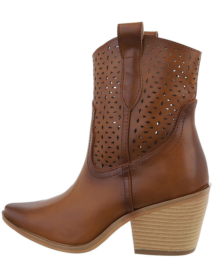 Dámske westernové topánky vel. 39