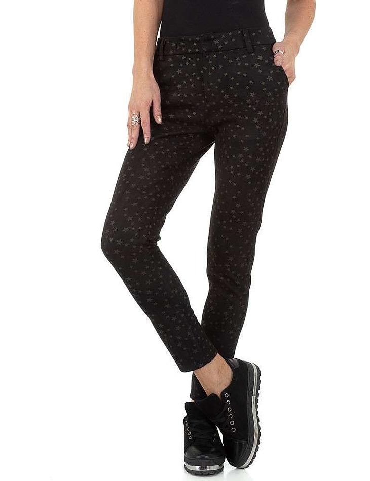 Dámske nohavice so vzorom Drole de Copine vel. L/40