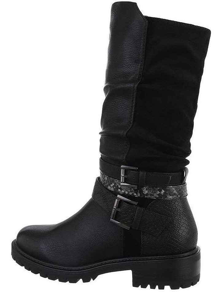Dámske klasické topánky - čierne vel. 36