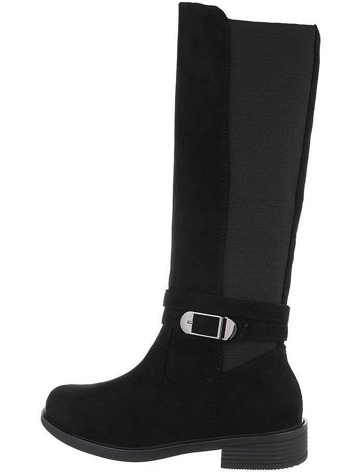 Dámske klasické topánky - čierne vel. 38