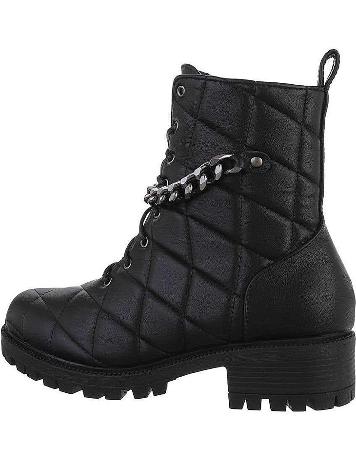 Dámske členkové topánky vel. 41