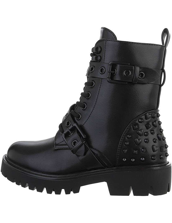 Dámske členkové topánky vel. 36