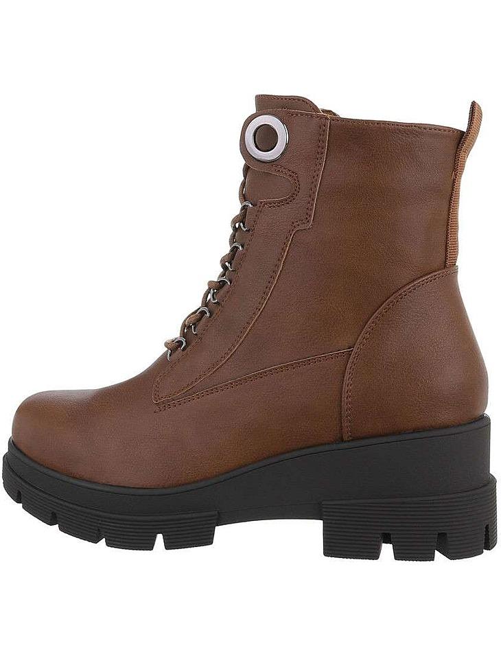 Dámske topánky hnedé vel. 38