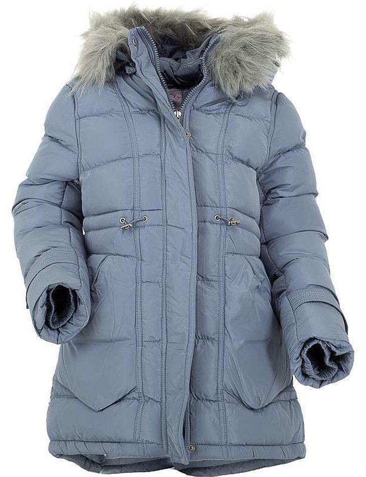 Dievčenská zimná bunda vel. 164