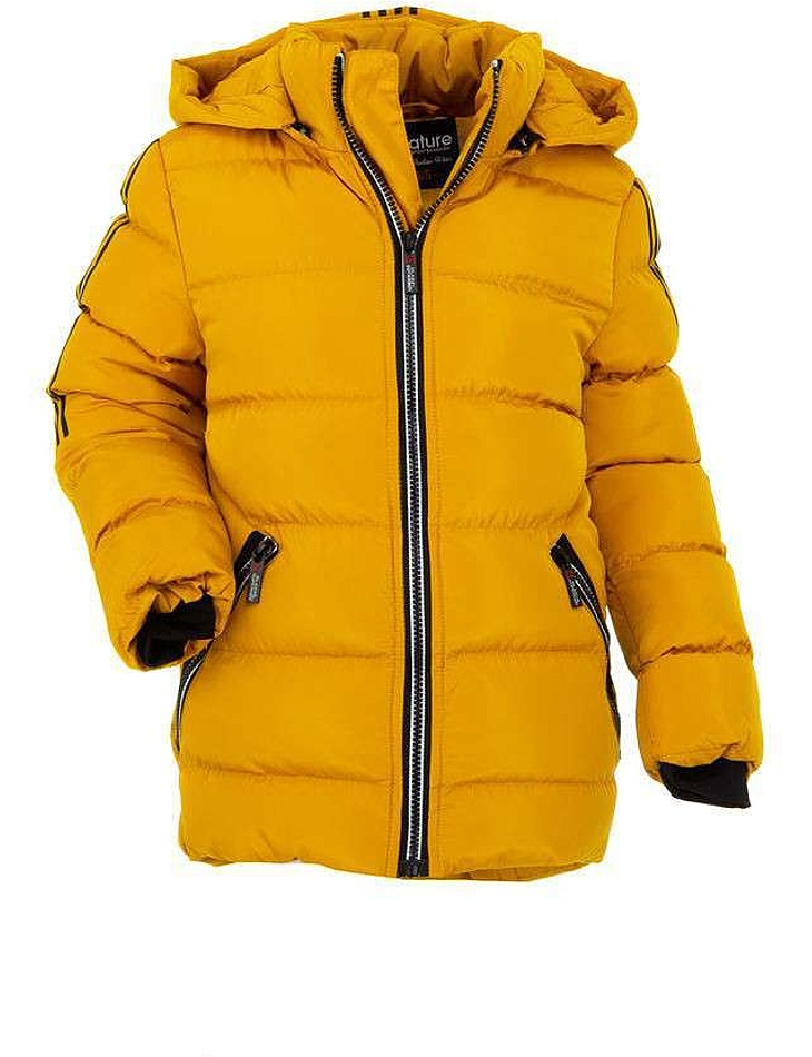 Chlapčenská bunda Nature vel. 128