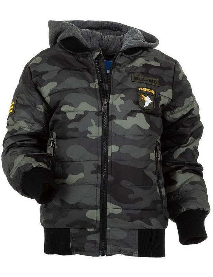 Chlapčenská zimná bunda vel. 104