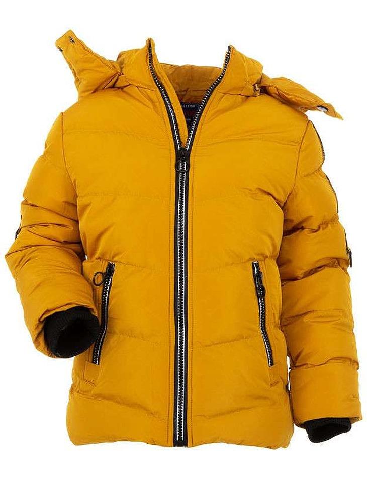 Chlapčenská zimná bunda vel. 128