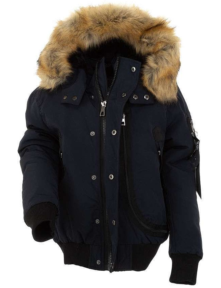 Chlapčenská zimná bunda vel. 140