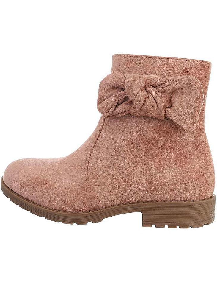Detské členkové topánky - ružové vel. 31