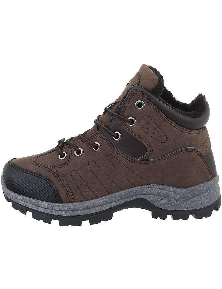 Detské členkové topánky - hnedé vel. 31