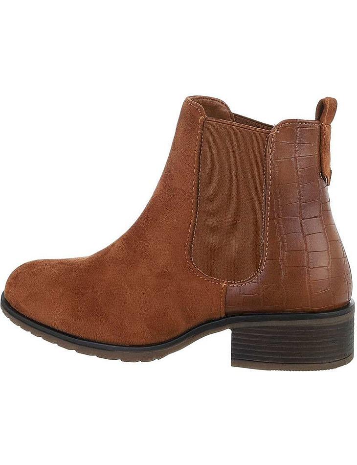 Dámske členkové topánky Damen vel. 37