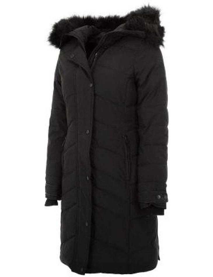 Dámsky zimný kabát vel. M