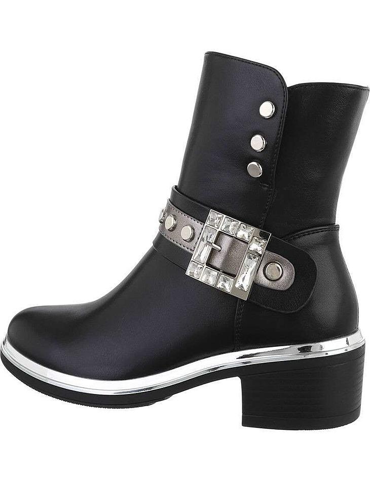 Dámske klasické členkové topánky vel. 40