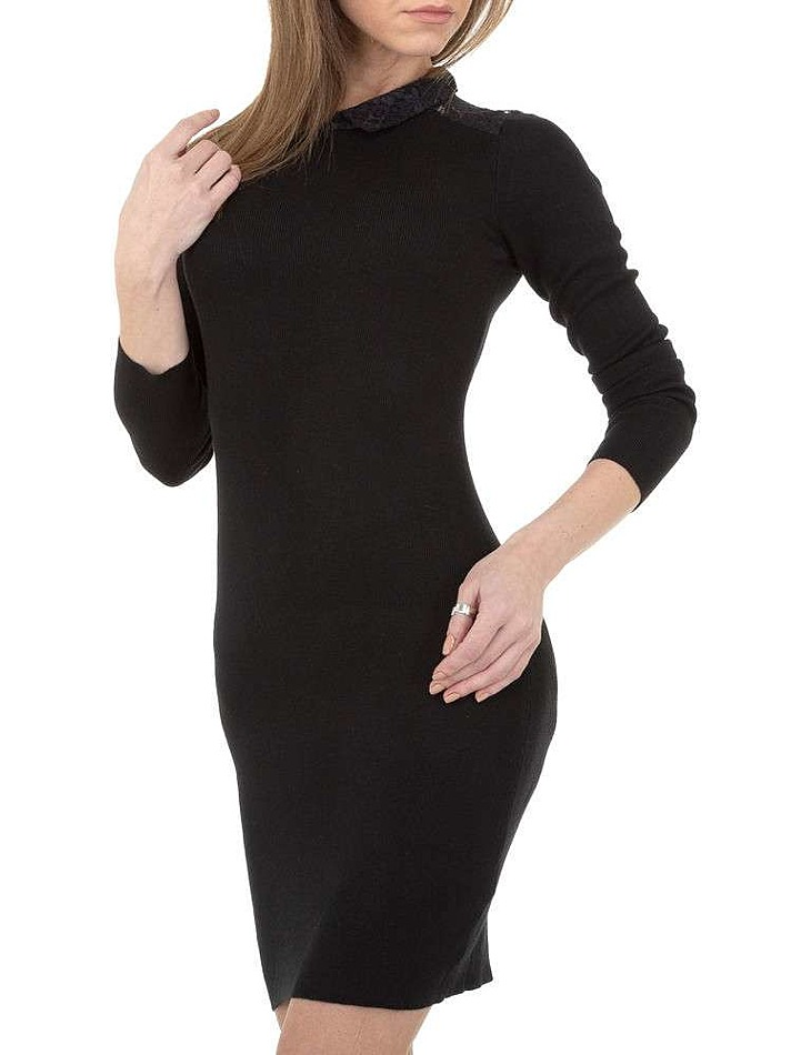 Dámske pletené šaty whoo Fashion