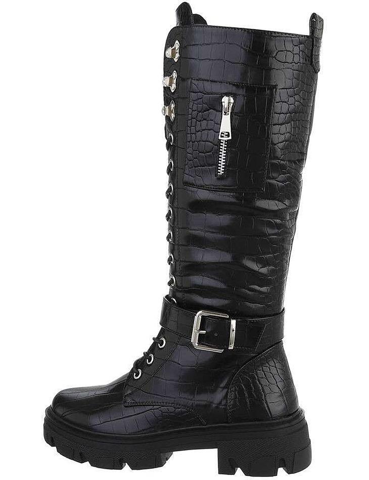Dámske šnurovacie topánky vel. 38