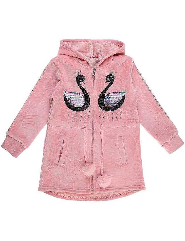 Dievčenské dlhá bunda vel. 164