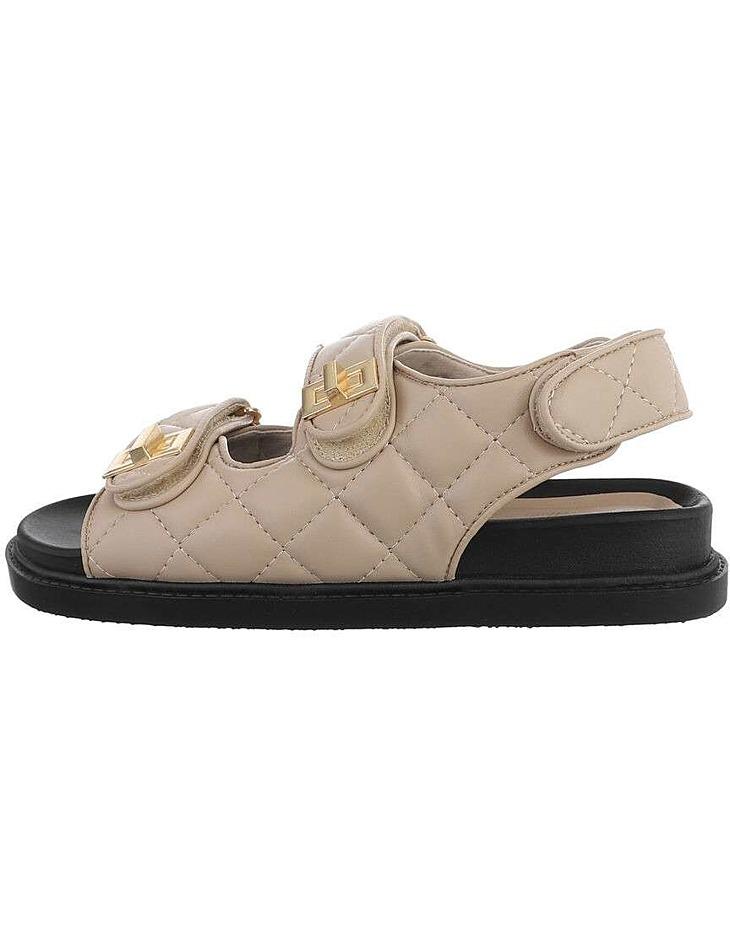 Dámske pohodlné sandále vel. 37