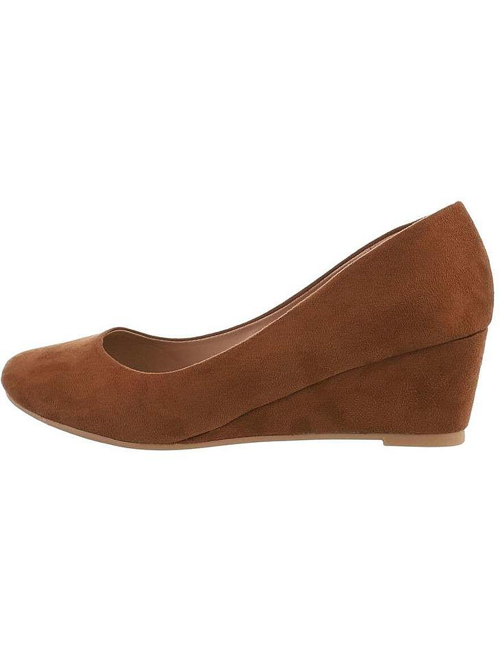 Dámske klinové topánky vel. 38