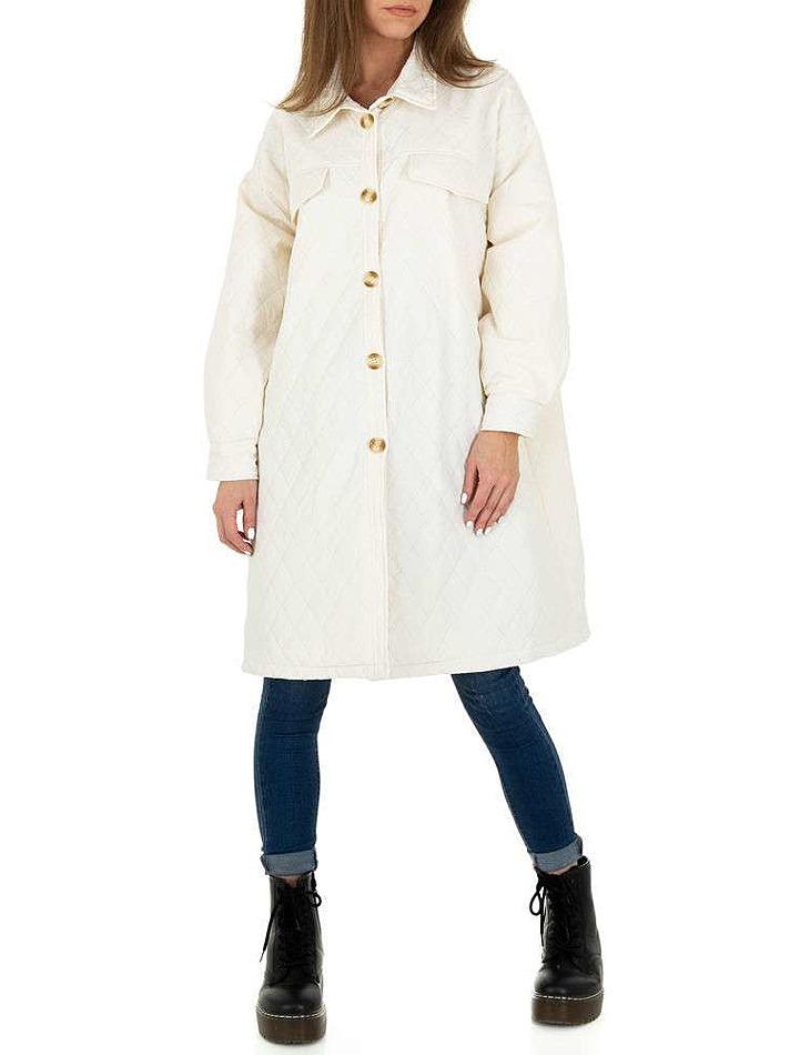 Dámsky krátky kabát JCL vel. M/L