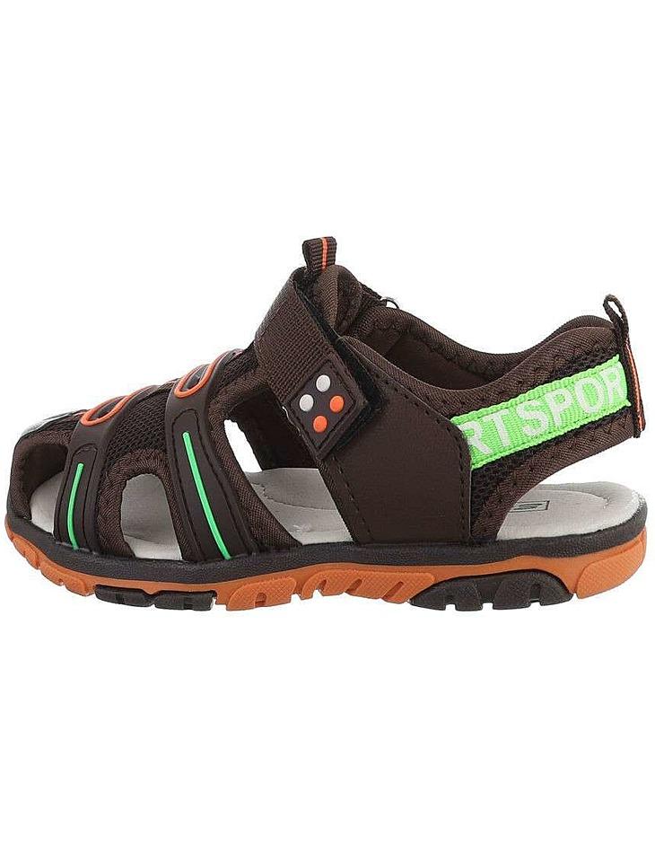 Detské pohodlné sandále vel. 26