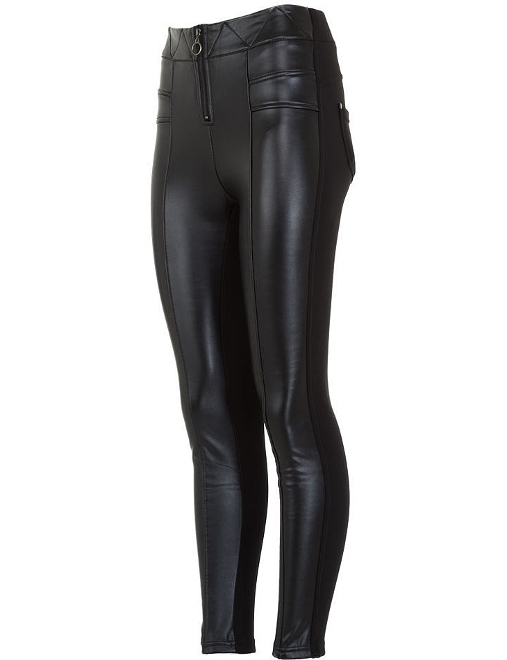 Dámske kožené nohavice vel. L/XL