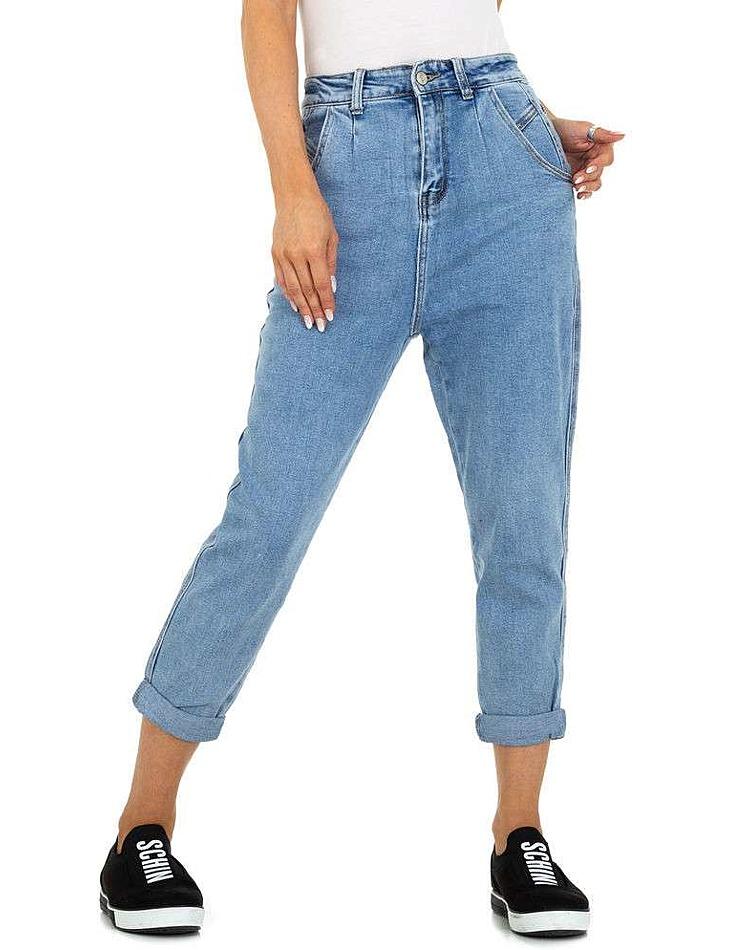 Dámske jeansové nohavice vel. XL