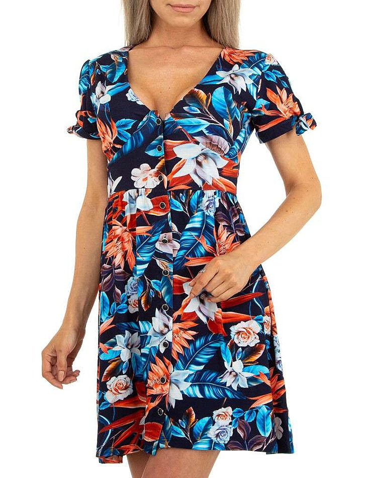Dámske štýlové šaty vel. XL/42