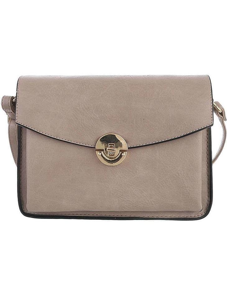 Dámska šedá taška cez rameno