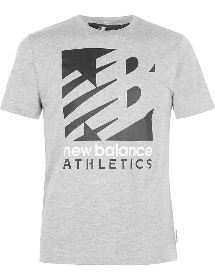 Pánske štýlové tričko New Balance vel. XXL