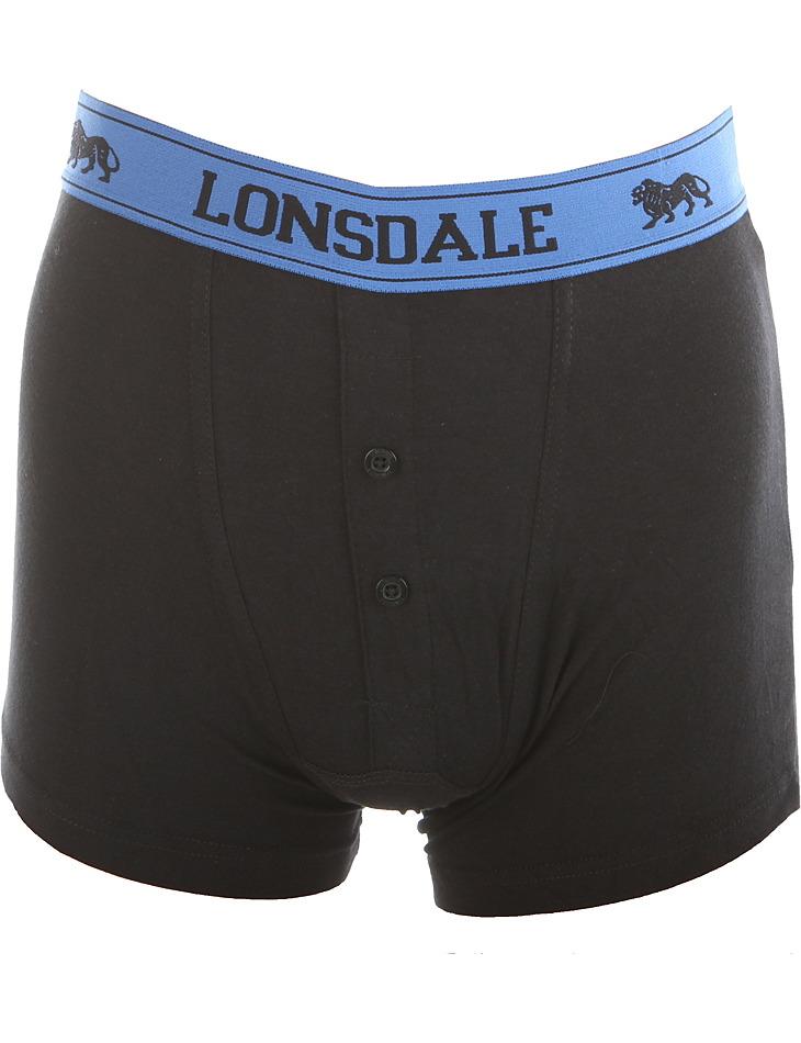 Chlapčenské módne boxerky Lonsdale vel. 11 - 12 rokov, 146 - 152 cm