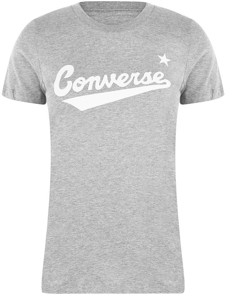 Dámske voĺnočasové tričko Converse vel. S