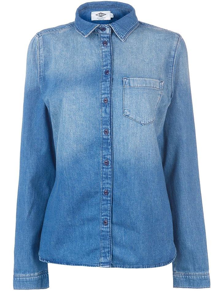 Dámska jeansová košeĺa Lee Cooper vel. M