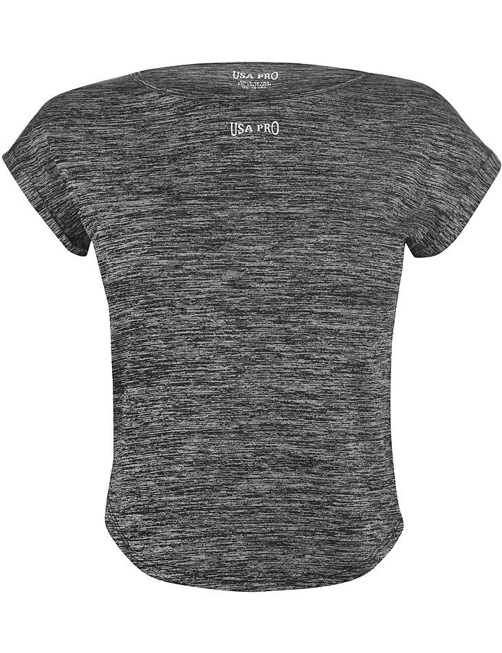 Dievčenské športové tričko USA Pro vel. M