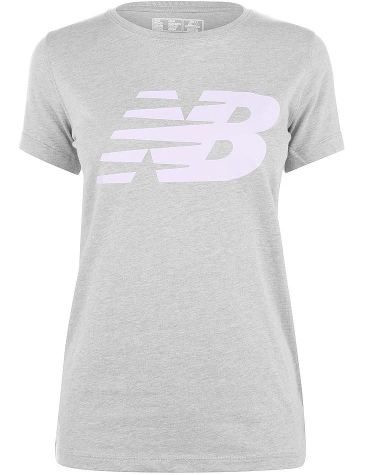 Dámske bavlnené tričko New Balance vel. XL