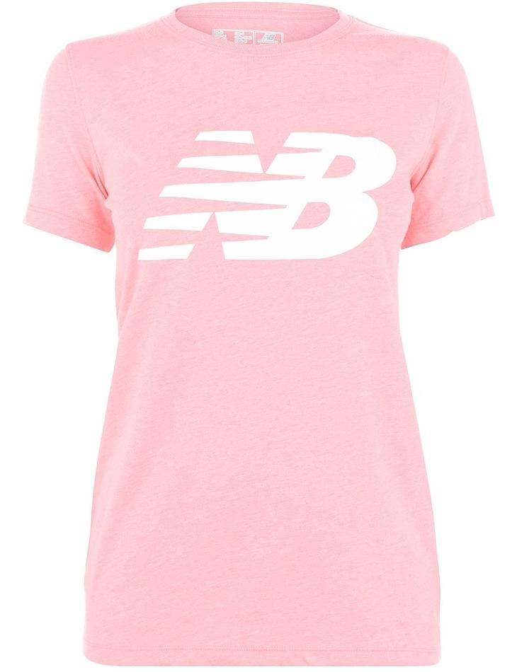 Dámske bavlnené tričko New Balance vel. S