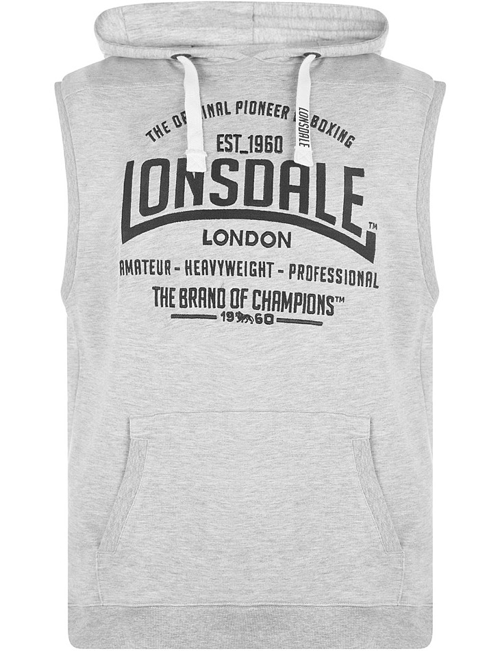 Pánska voĺnočasová vesta Lonsdale vel. XL