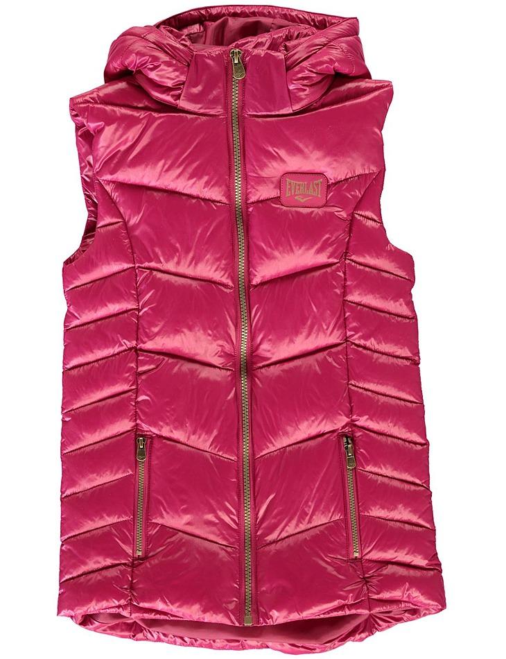 Dievčenská zimná vesta Everlast vel. 13 rokov, 158 cm